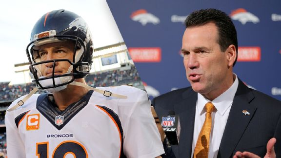 Peyton Manning and Gary Kubiak