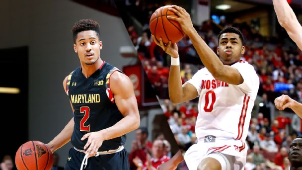 Melo Trimble, D'Angelo Russell