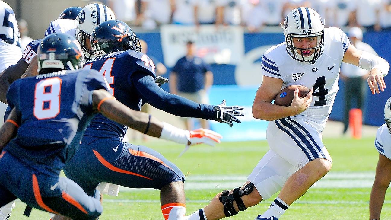 ACC to count games against BYU Cougars as nonleague Power ...