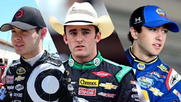 Larson, Dillon, Elliott