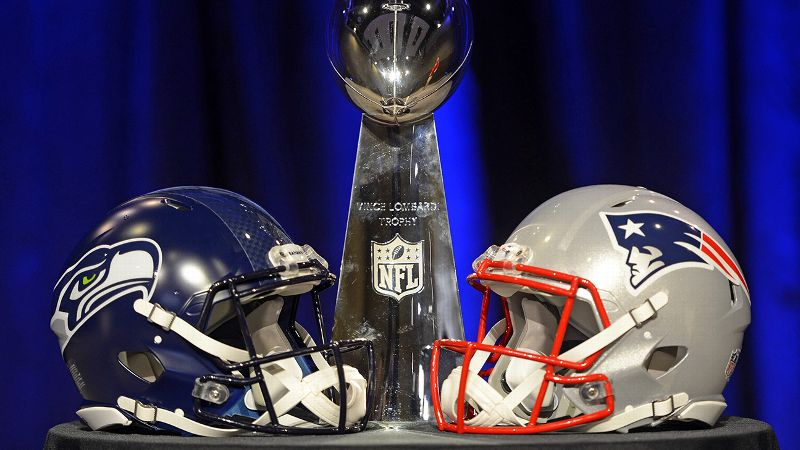 Seahawks and Patriots
