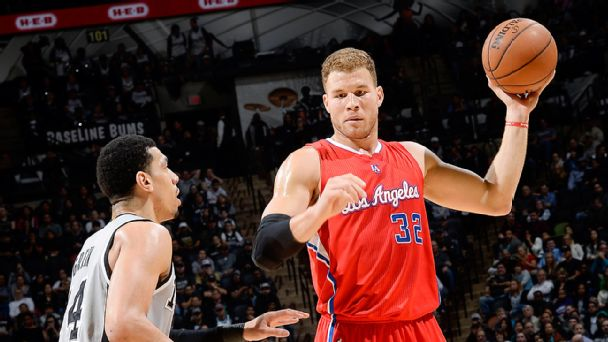 Blake Griffin, Danny Green