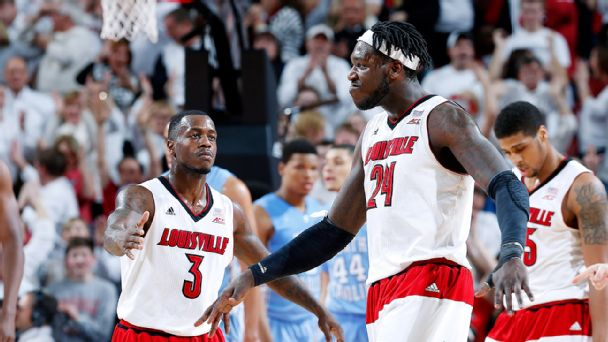 Chris Jones, Montrezl Harrell