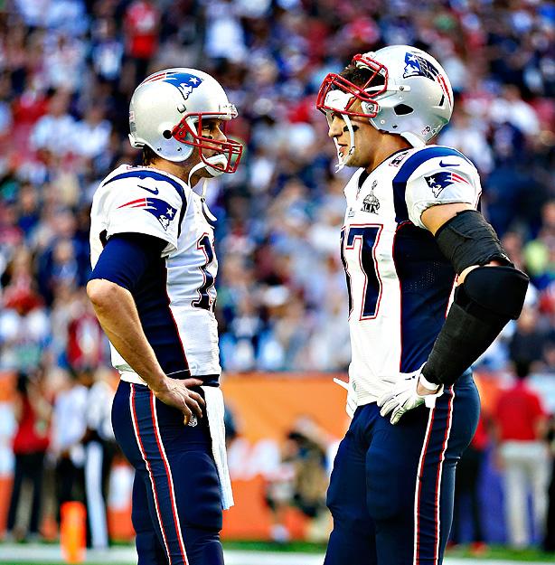 Brady/Gronk