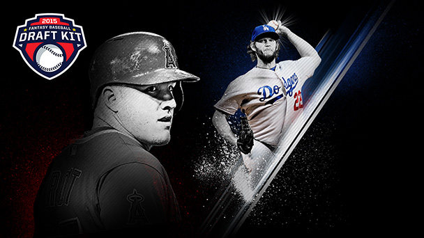 Mike Trout and Clayton Kershaw
