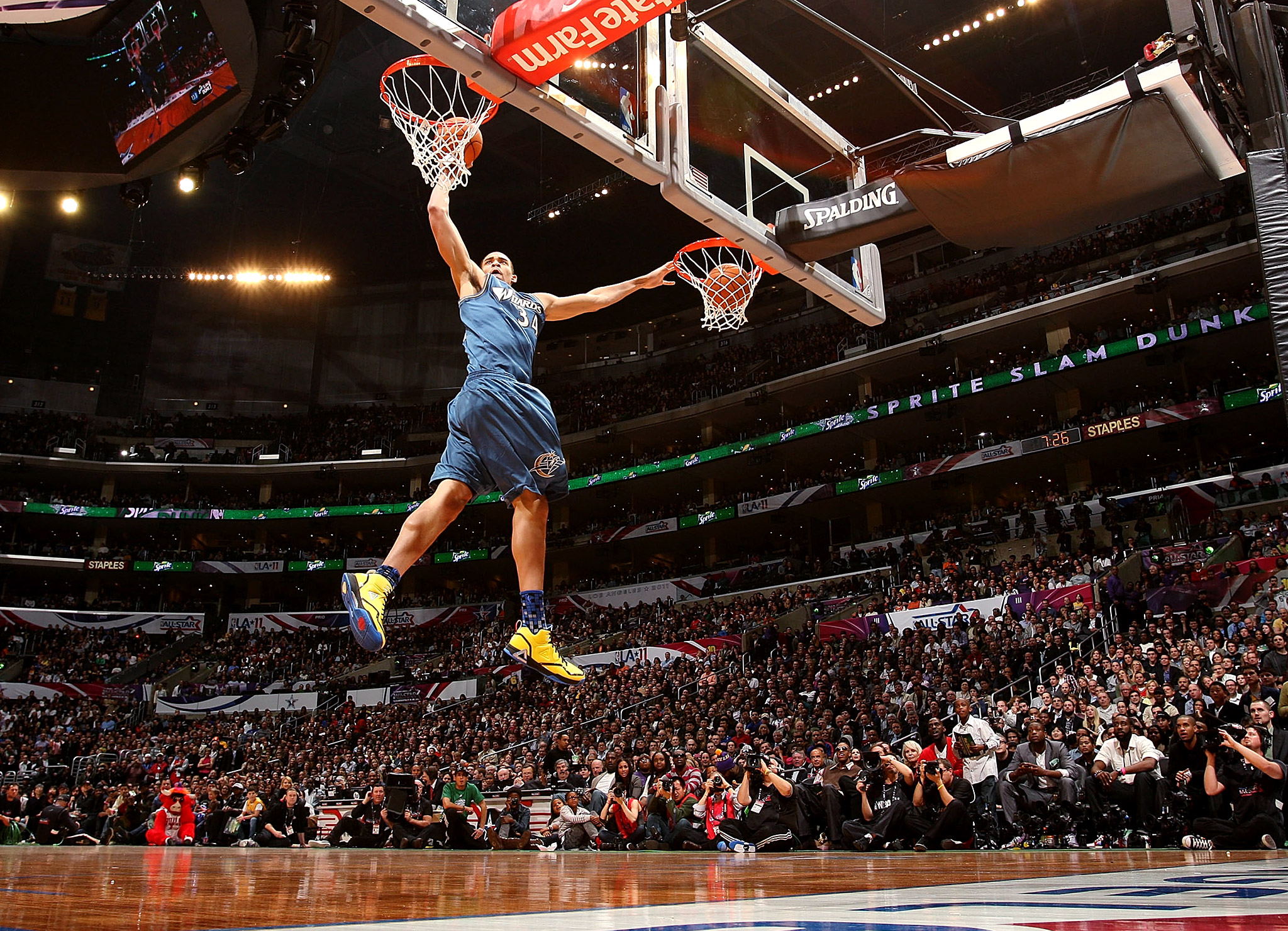 Nba best all star slam dunks espn voltagebd Image collections