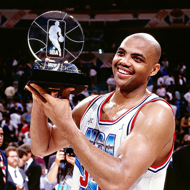 How Former Nba Star Charles Barkley Became A Role Model