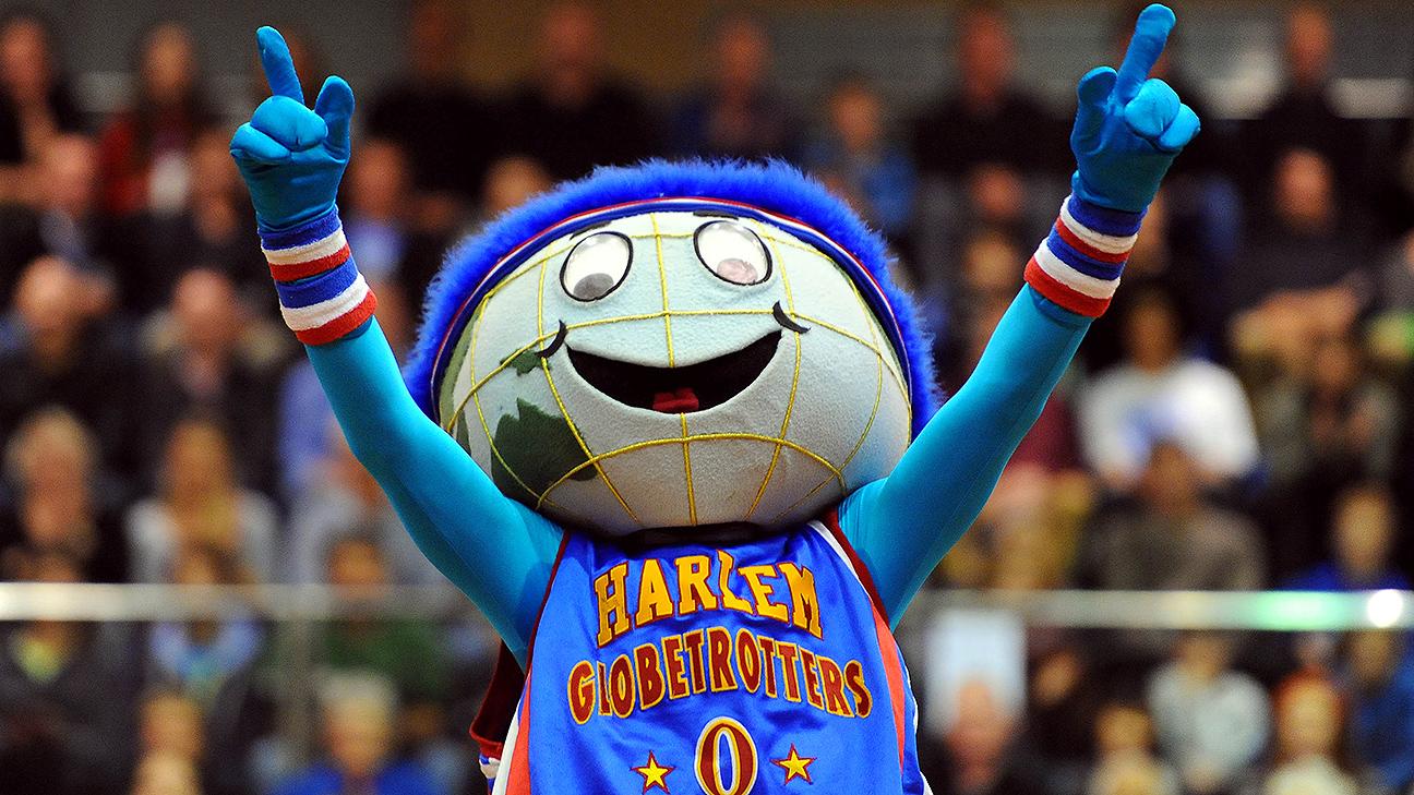 Harlem Globetrotters Mascot Big G Stolen From Team S Bus