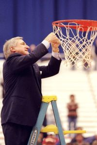 North Carolina's Dean Smith