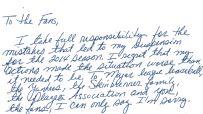 Alex Rodriguez handwritten apology 150217 [203x114]