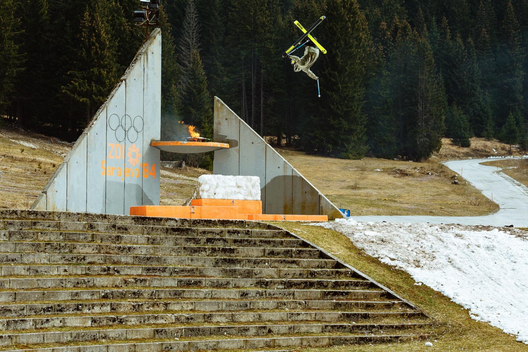 Joss Christensen, Ski Slopestyle