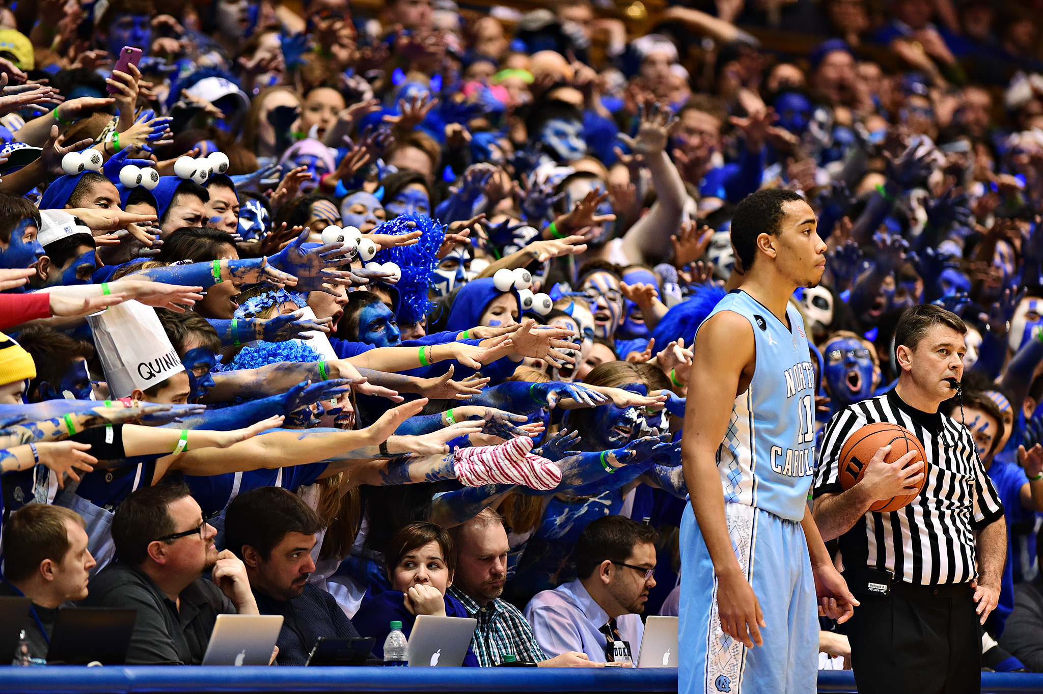 Cameron Crazies - Friday Funnies: College Basketball Fans ...