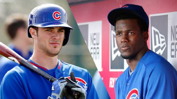 Kris Bryant, Jorge Soler, Chicago Cubs