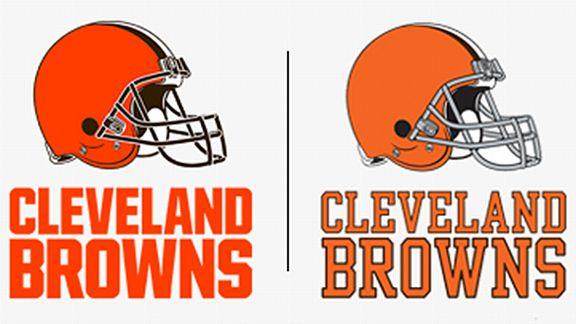 Browns' New Logo Designs