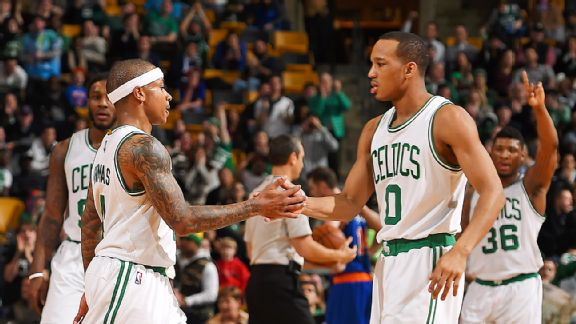Roster Overhaul Hasn't Changed Celtics' Goals Bos_g_thomas1_mb_576x324