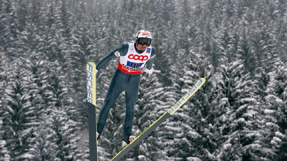 Mario Stecher, Nordic combined, ski jumping, cross country