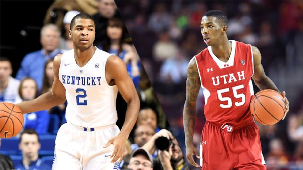 Aaron Harrison, Delon Wright