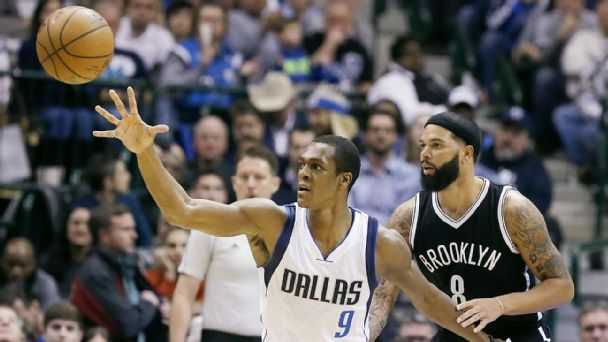 Rajon Rondo, Deron Williams