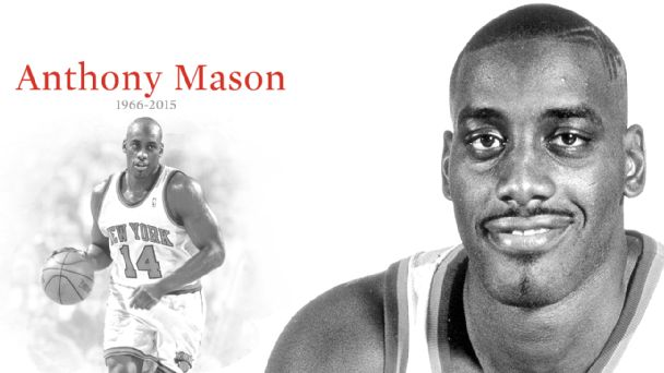 Anthony Mason obit