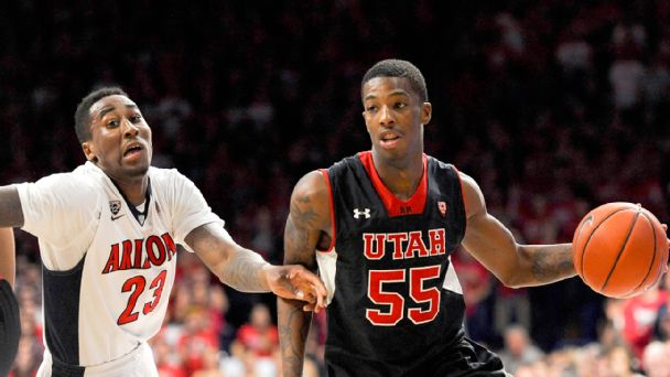 Delon Wright and Rondae Hollis-Jefferson