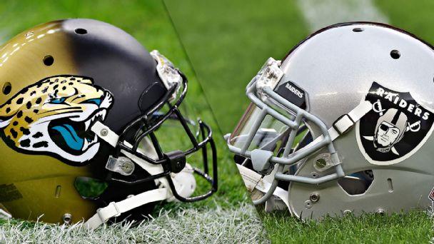 Raiders/Jaguars