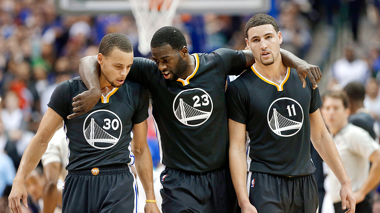 Golden State Warriors lead ranking of playoff-ready teams ...