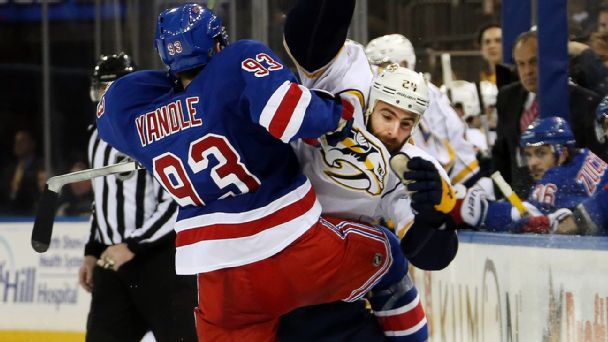 Keith Yandle, Eric Nystrom