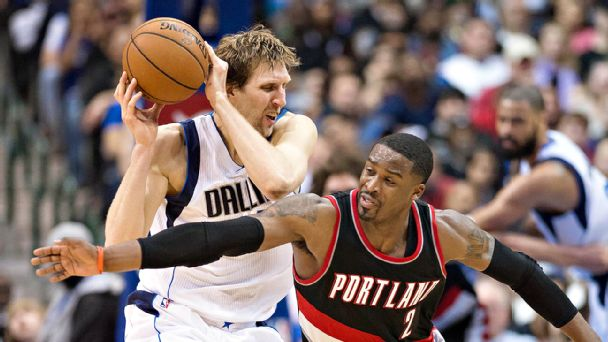 Mavericks/Blazers