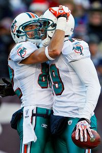 Brian Hartline and Brandon Marshall