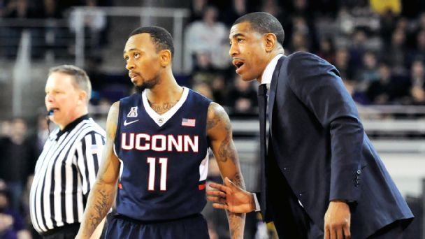 Ryan Boatright, Kevin Ollie