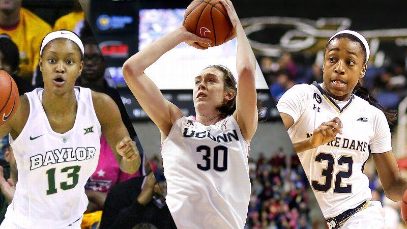 Slideshow: espnW's 2015 women's college basketball All ...