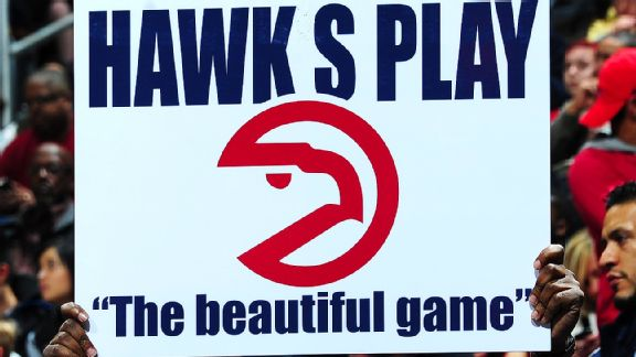 Hawks Sign