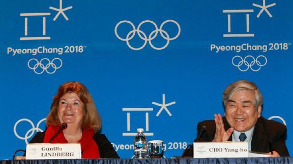 IOC, Pyeongchang, 2018 Winter Olympics