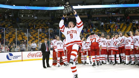 NCAA: Buccigross - Everything You Need To Know For NCAA Hockey Tournament