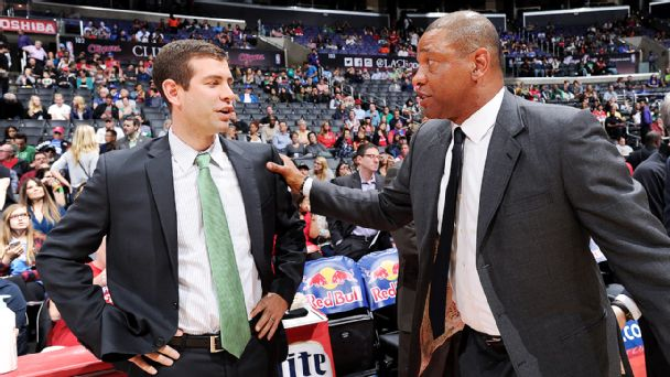Brad Stevens, Doc Rivers