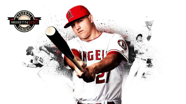 BBTN: Mike Trout's Illustration