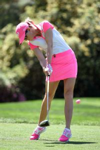 Paula Creamer, LPGA, Kia Classic