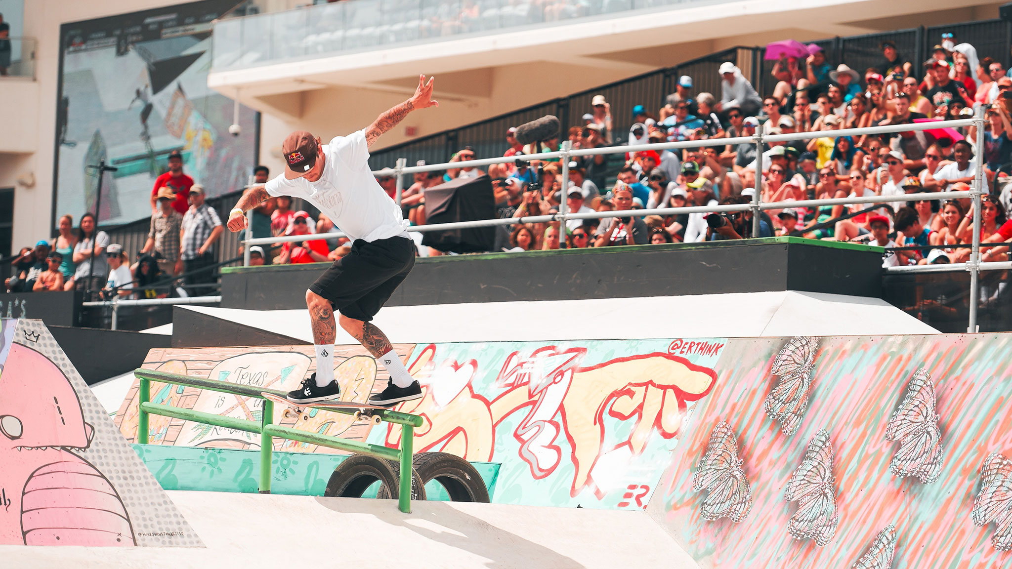 Gallery -- Ryan Sheckler introduces Red Bull Hart Lines ...