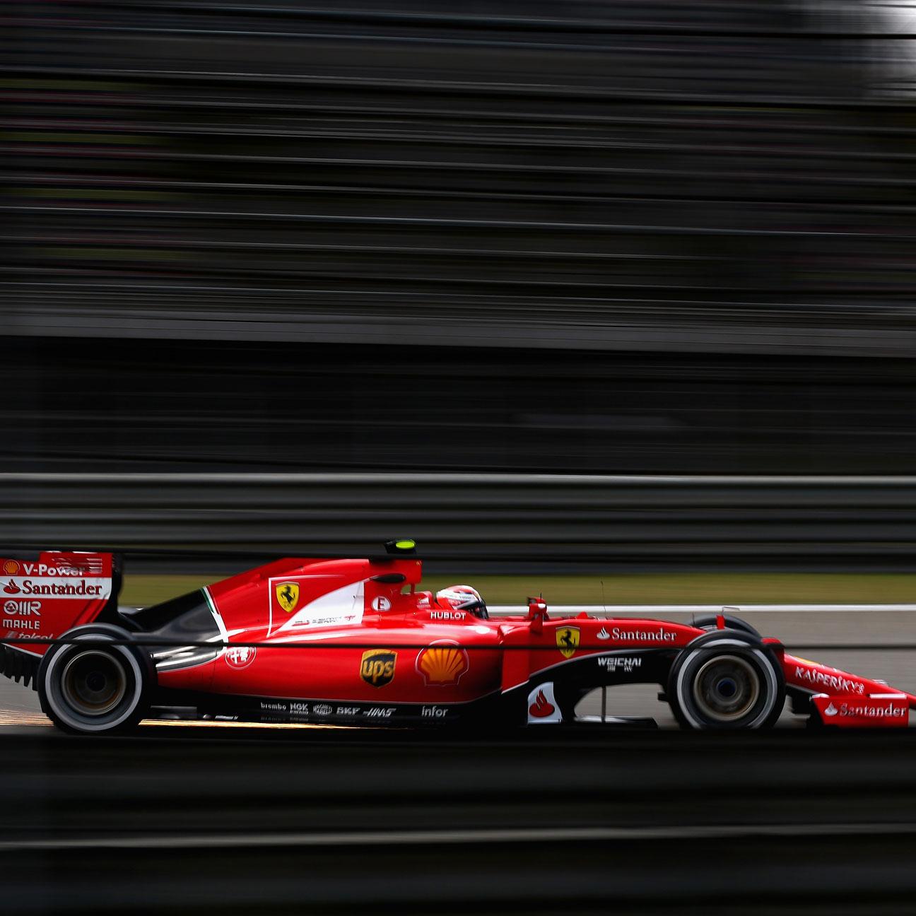 Philip Morris renews Ferrari sponsorship on the quiet