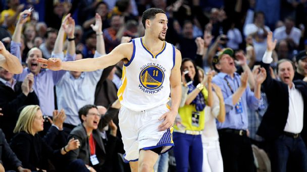Watch live: Warriors in command over Blazers