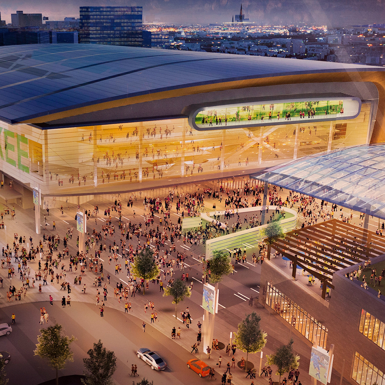 Bucks, lawmakers closing in on deal for new arena