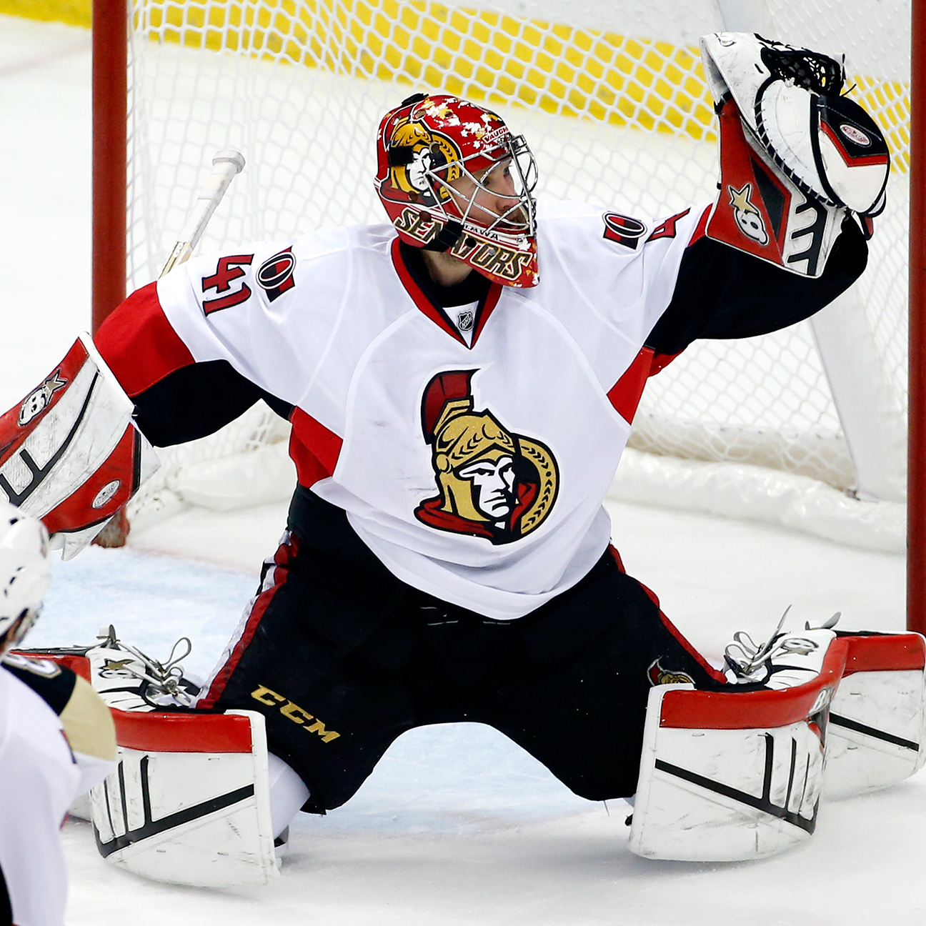 Senators' Anderson Granted Leave Of Absence