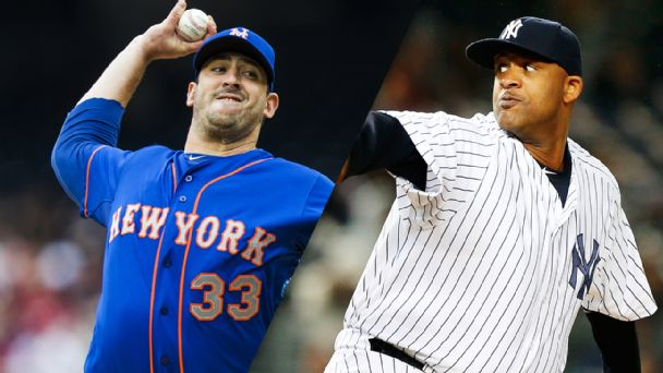 Matt Harvey, C.C. Sabathia