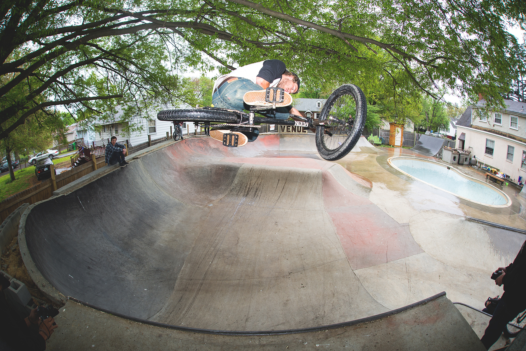 The fluidity of BMX science