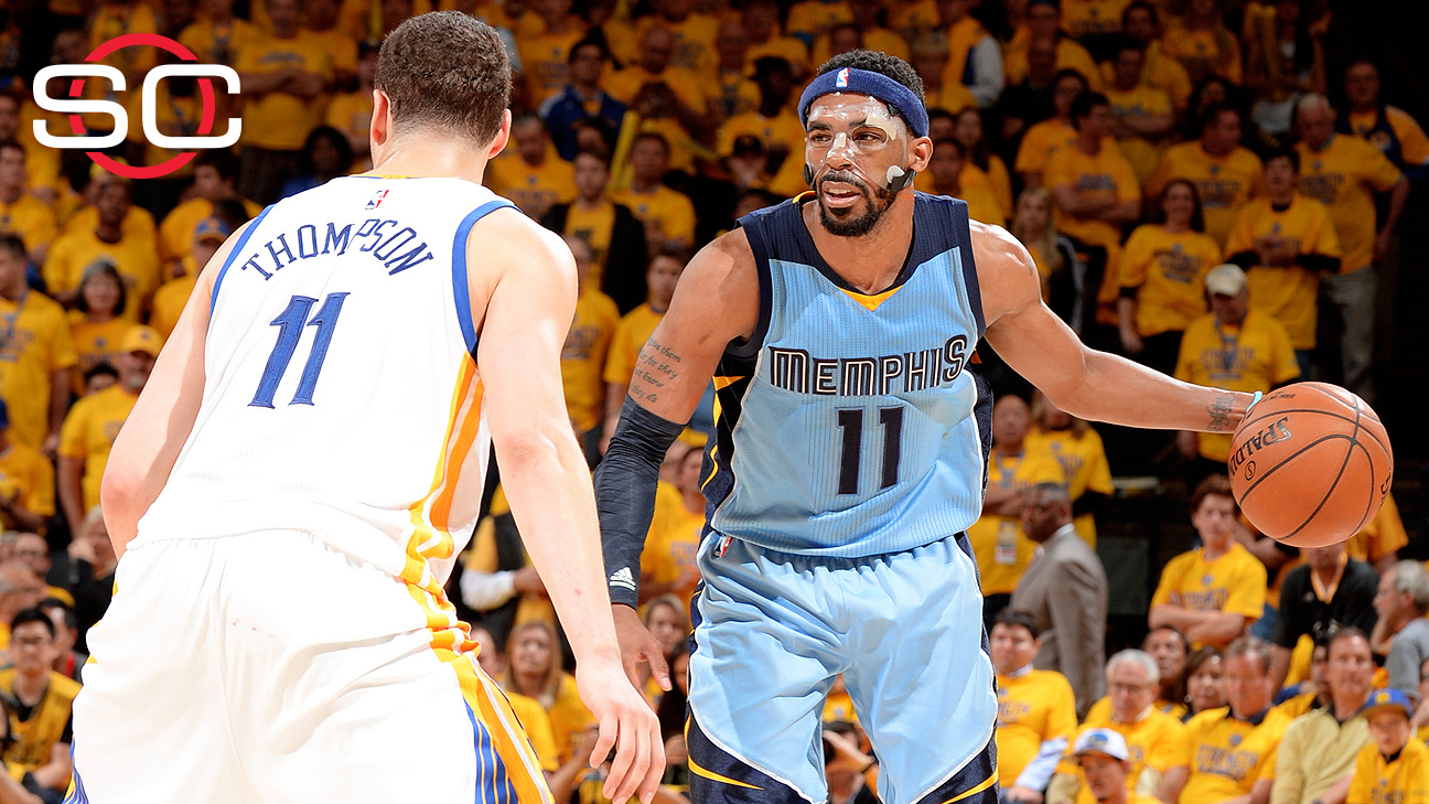 One Eyed Charlie: Grizzlies 97 Warriors 90