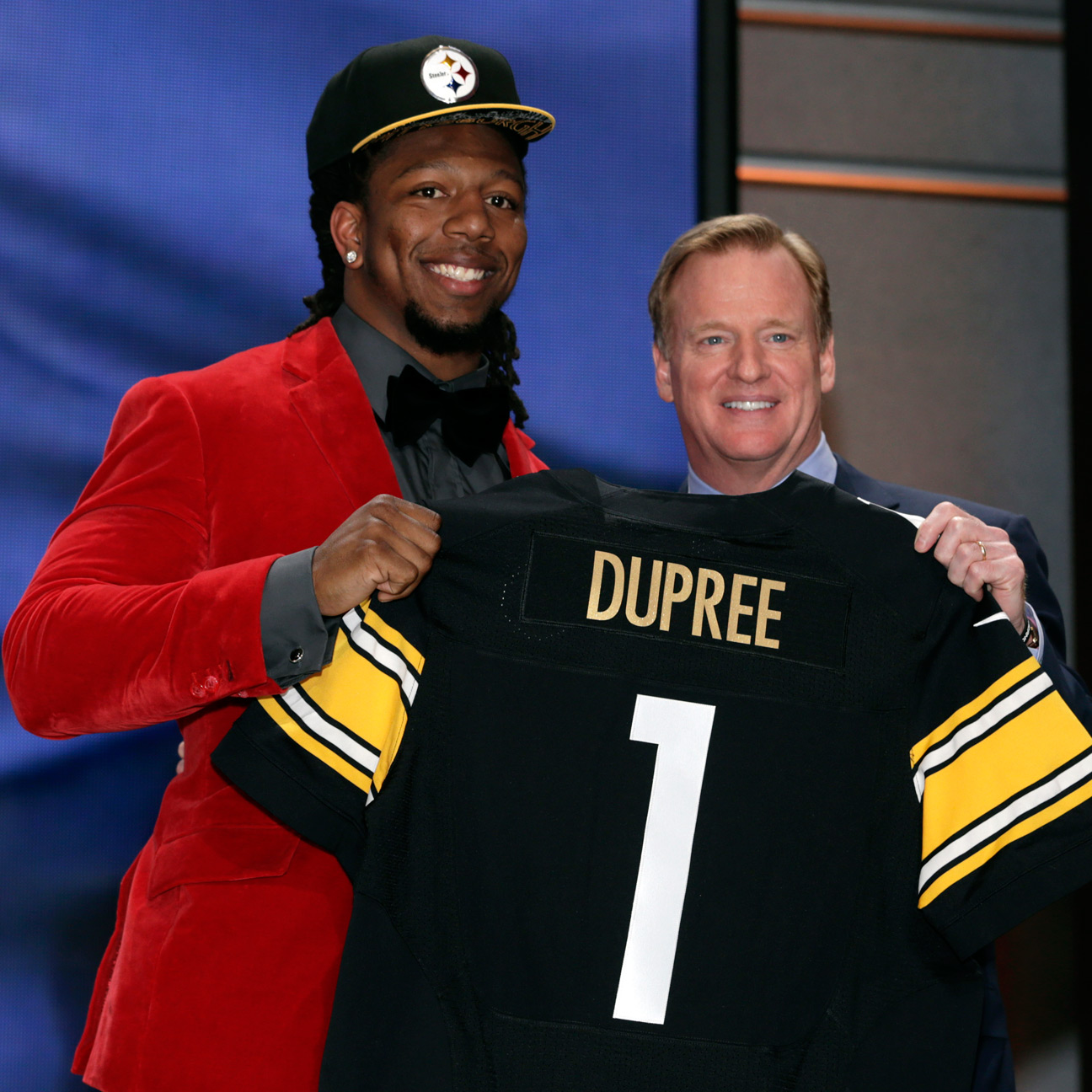AFC North writers vote Steelers had division's best draft