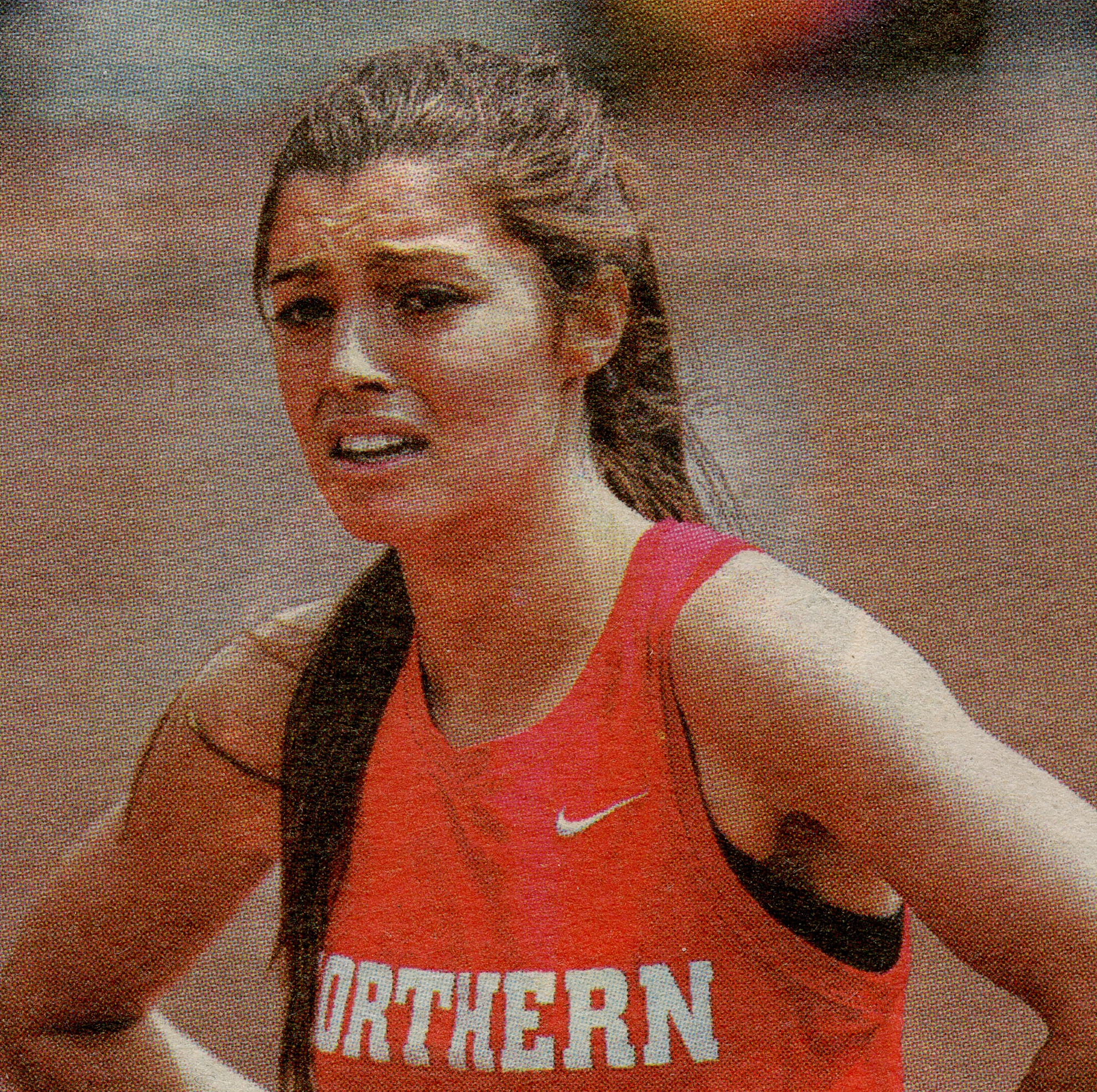 Instagram account of University of Pennsylvania runner showed only part of story