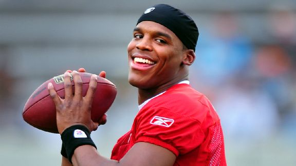 Source: Cam Newton, Panthers agree to 5-year, $103.8M extension