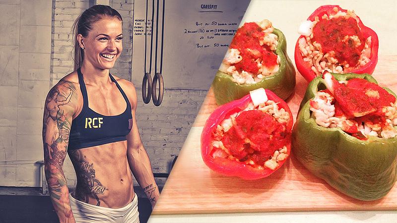 What Athletes Eat: Christmas Abbott's Post-CrossFit Dinner