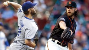 Clayton Kershaw, Madison Bumgarner